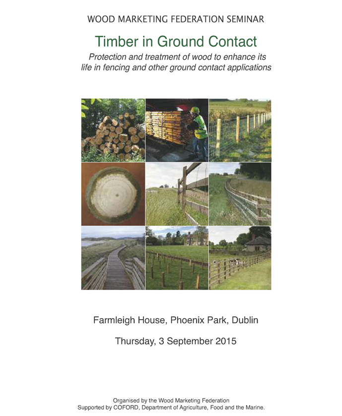 Cover from Timber in Ground Contact Seminar